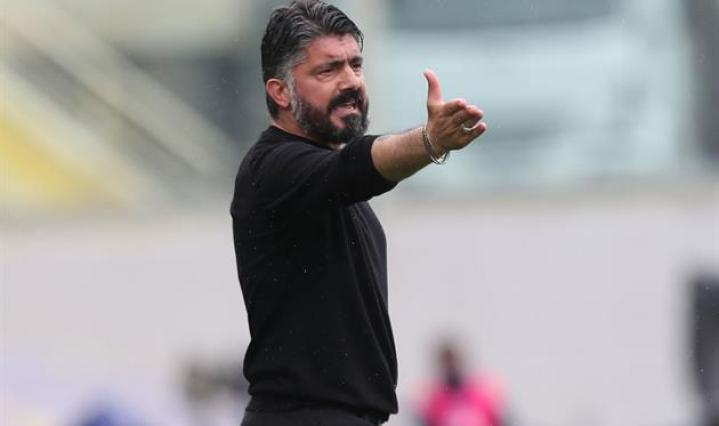 Tottenham is considering appointing Gattuso as the new coach.