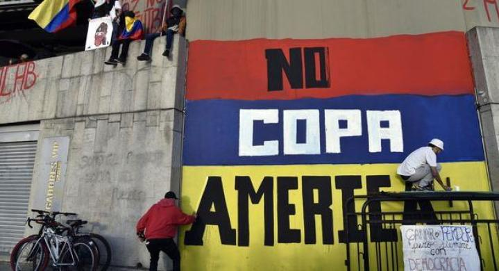 Officially: Argentina has lost the right to host Copa America 2021