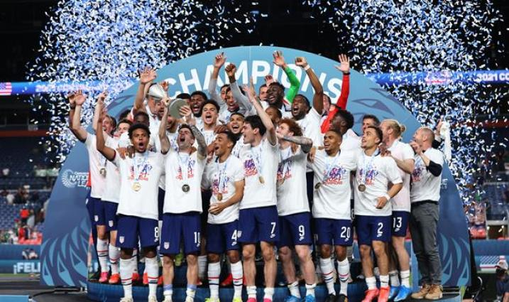 USA triumphed in CONCACAF League of Nations, beating Mexico in dramatic final