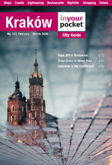Krakow In Your Pocket | Local city guide to Cracow / Kraków