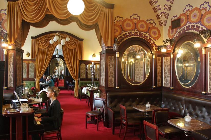 Noworolski Cafes Krakow