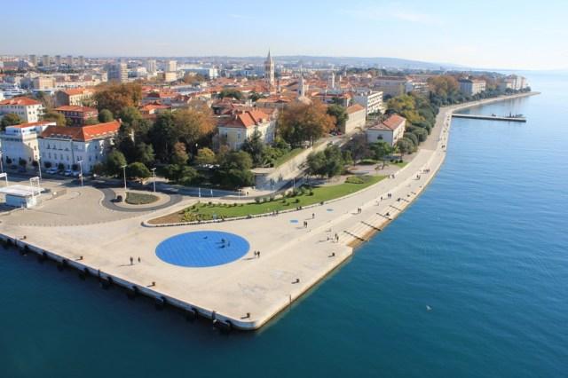 The Riva | Sightseeing | Zadar