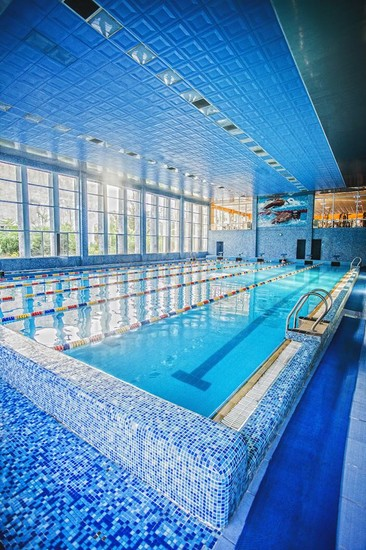 Arena Swimming Pool Things To Do Tbilisi City Guide