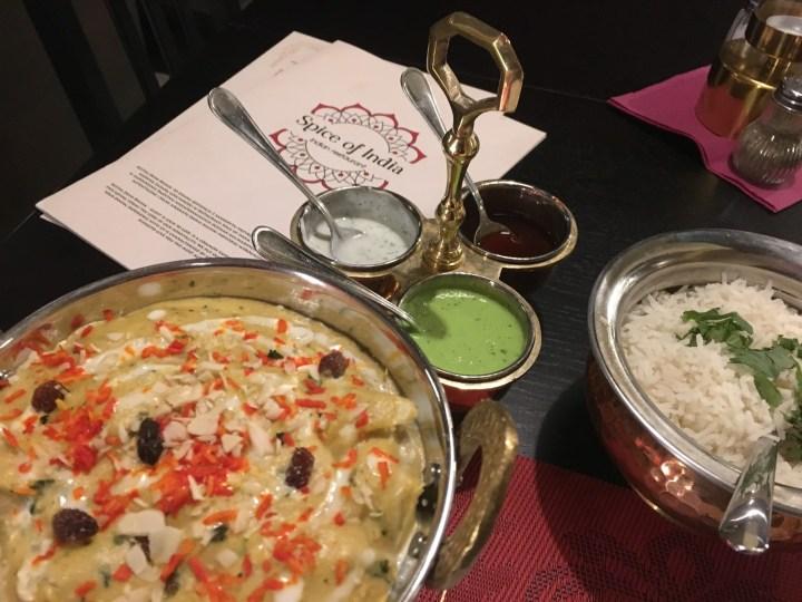 Spice of India | Restaurants | Krakow