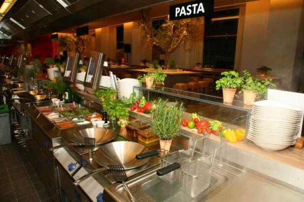 Vapiano Restaurants Vienna