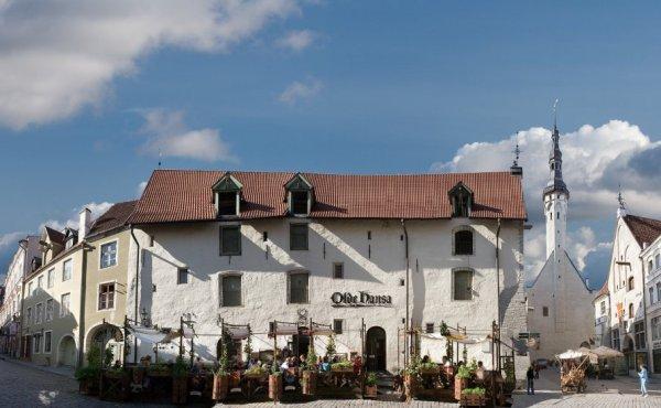 Olde Hansa Restaurants Tallinn