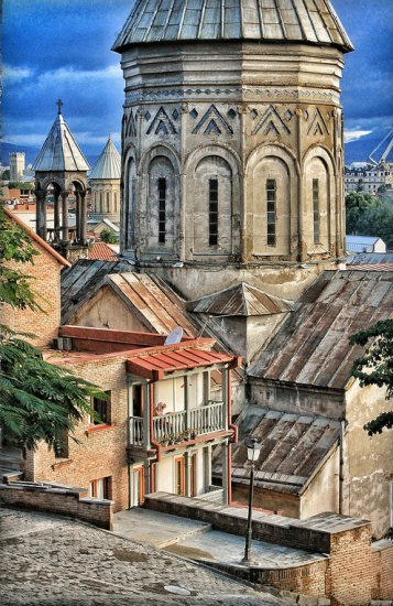 Old Town Sightseeing Tbilisi City Guide