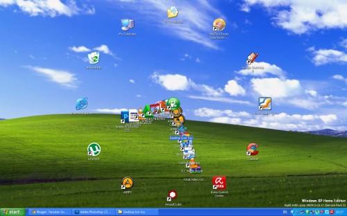Windows 10 With Xp Taskbar And Wallpaper - Windows Xp ...