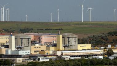 cernavoda centrala nucleara -Mediafax Foto-Gabriel Petrescu