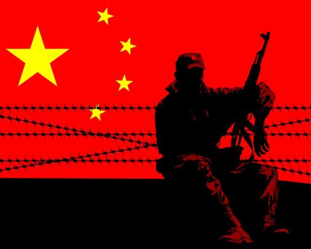 china dominatie militară