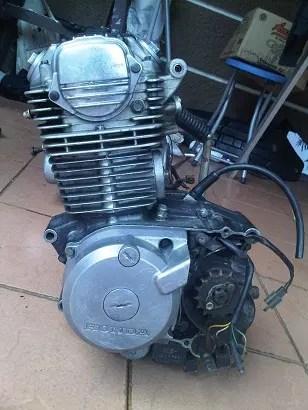 Hasil gambar untuk mesin honda gl