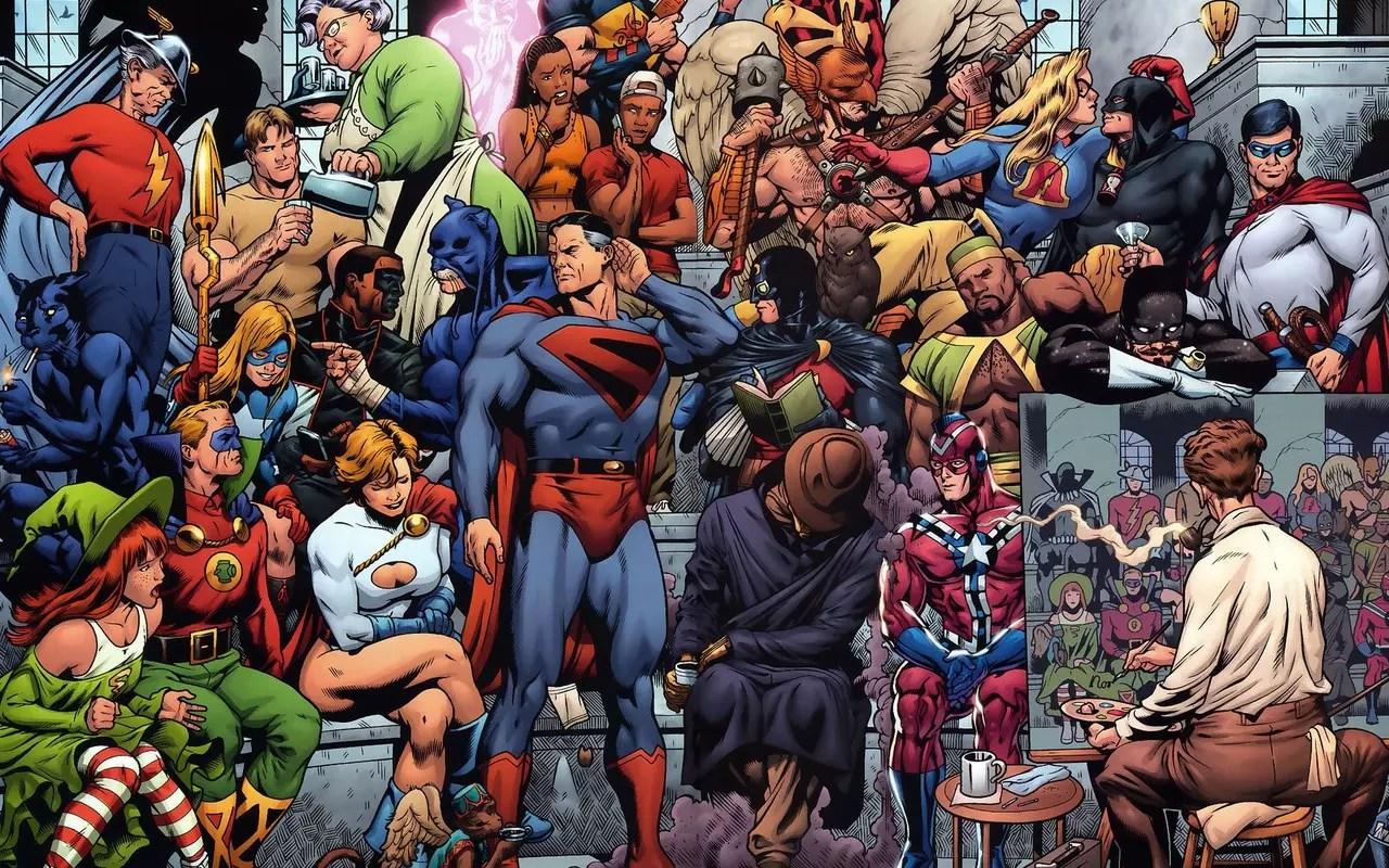 perbedaan superhero marvel dan superhero dc ! | kaskus