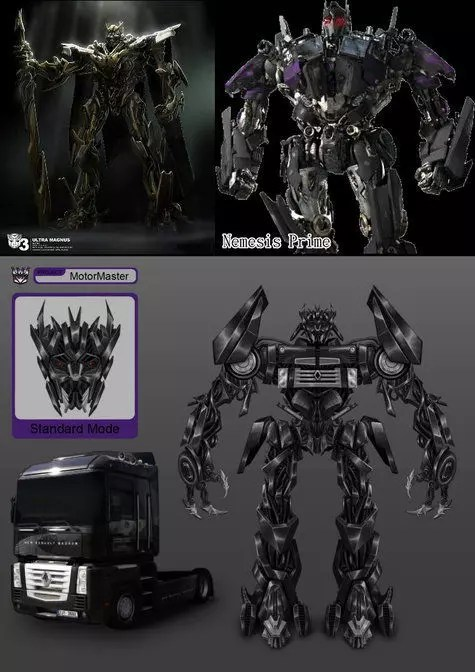 HOT! Ini Dia Deretan 11 Mobil & Robot Super di Transformers 4 the Age ...