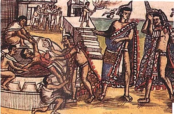 ritual suku maya