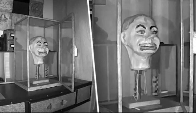 Video Penampakan 'HANTU' Boneka Ventriloquist Ex Perang Dunia 2 Ini Viral!