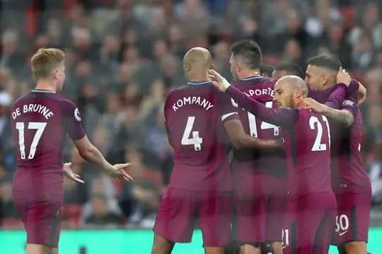 Man City Juara Premier League 2017-18