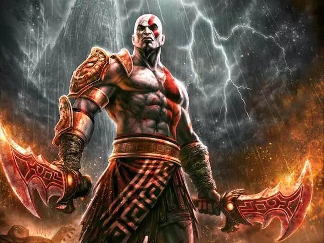 5 Karakter Game God of War yang Lebih Serem daripada Senajata Nuklir