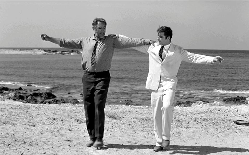 Zorba the Greek (1964).