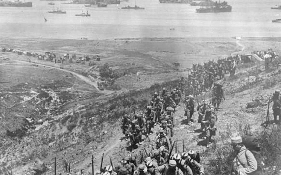 Η εκστρατεία της Καλλίπολης αποτέλεσε ένα από τα μείζονα γεγονότα του Πρώτου Παγκοσμίου Πολέμου, εκτός των δύο «κύριων» μετώπων, του Δυτικού και του Ανατολικού.