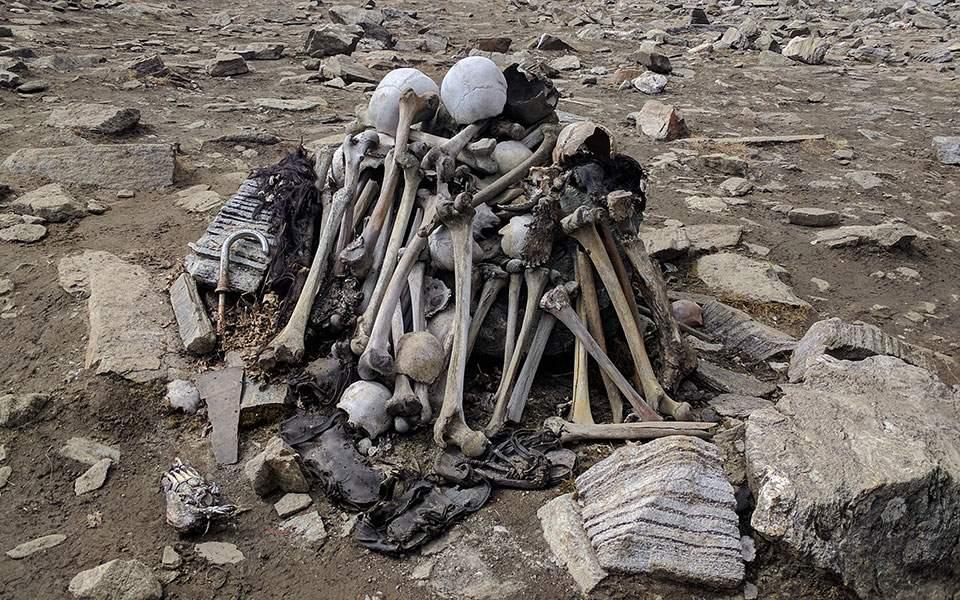 Σκελετοί που βρέθηκαν στα Ιμαλάια, ανήκουν σε «Έλληνες»