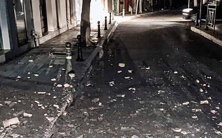 Η επόμενη ημέρα του σεισμού στη Ζάκυνθο (φωτο - βιντεο)