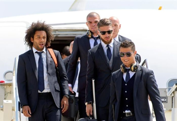 El Real Madrid Llega A Milán Libertad Digital