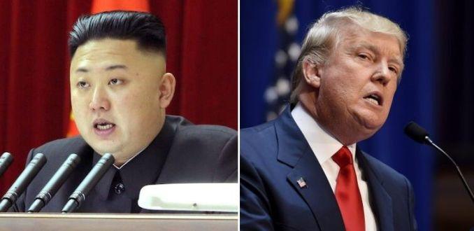 Resultado de imagen para corea del norte trump