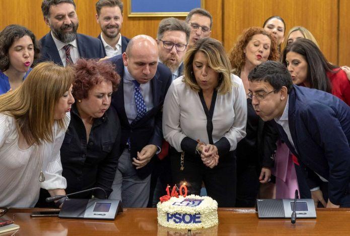 El PSOE se opone a toda reforma en la administración paralela andaluza y en  sus entes - Libertad Digital