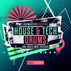 House and Tech Drums
