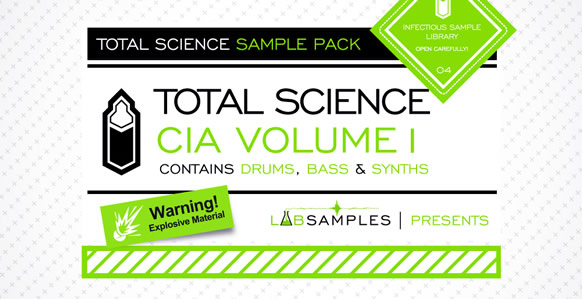 Total Science - CIA Drum & Bass Vol1