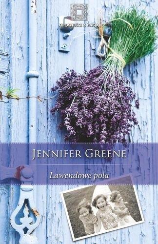 Okładka książki Lawendowe pola
