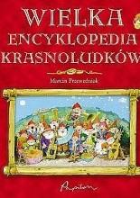 Okładka książki Wielka Encyklopedia Krasnoludków