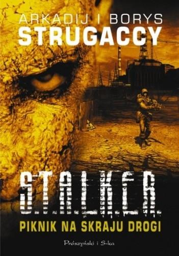 Okładka książki S.T.A.L.K.E.R. Piknik na skraju drogi