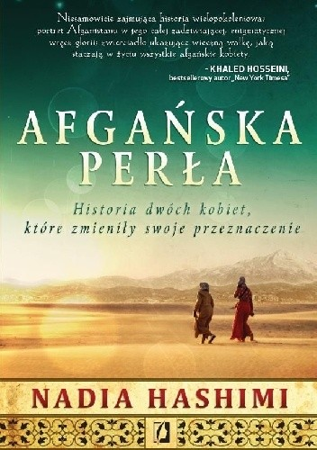 Okładka książki Afgańska Perła