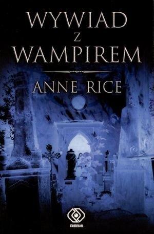 Okładka książki Wywiad z wampirem