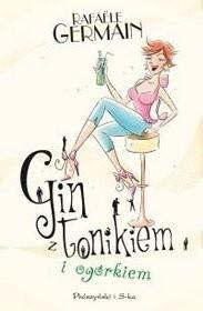 Okładka książki Gin z tonikiem i ogórkiem