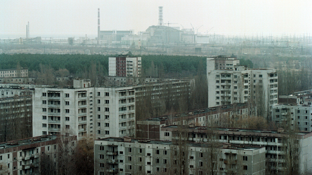 Image result for Chernobyl
