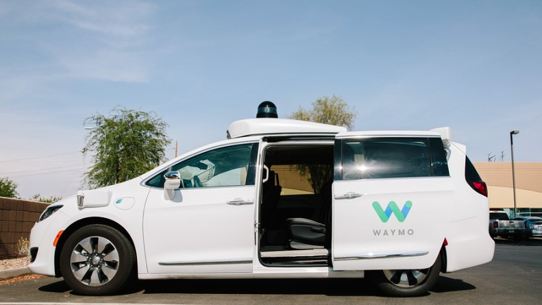Waymo One featured image