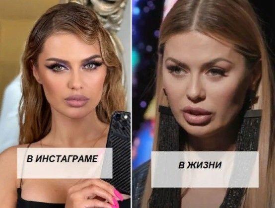 Как выглядят знаменитые женщины за сорок в соцсетях и в ...