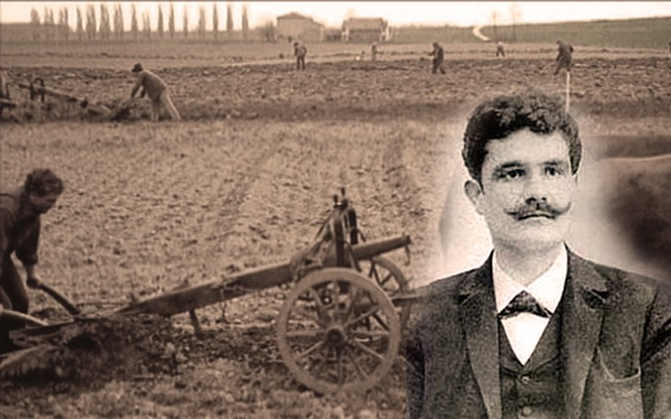 Ο άνθρωπος που ξεσήκωσε τους αγρότες και έβαλε φωτιά στον κάμπο