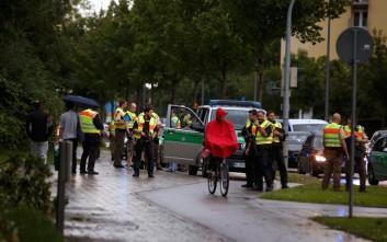 Φωτογραφίες και βίντεο από την επίθεση στο Μόναχο