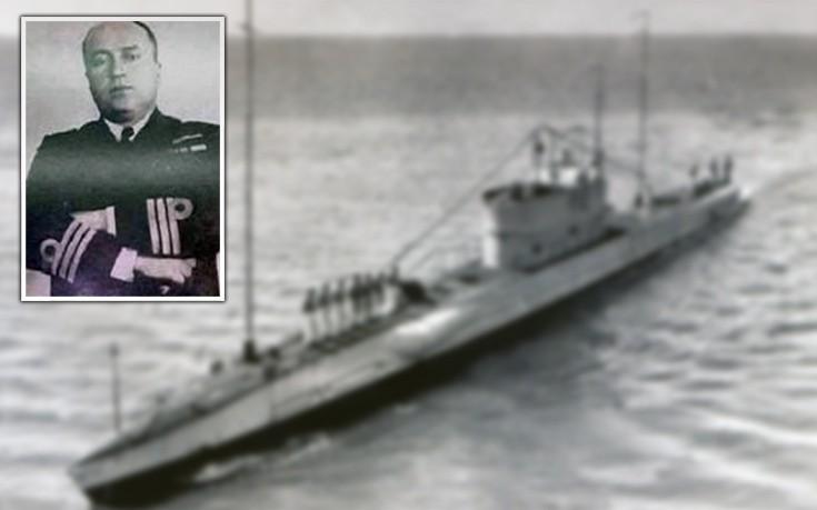 Ο κυβερνήτης του «Παπανικολή» που κλόνισε το ιταλικό θεριό το 1940
