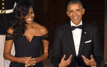 Από τον Λευκό Οίκο παραγωγοί στο Netflix οι Ομπάμα