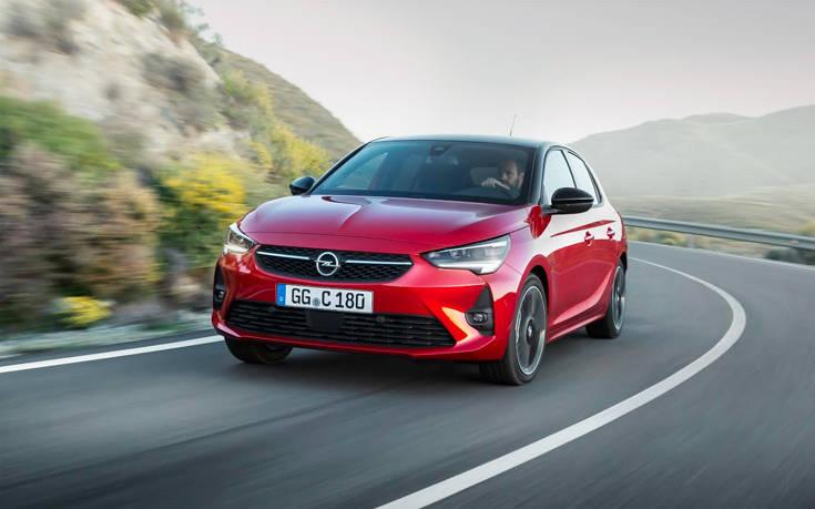 Έτοιμο για το κοινό το νέο Opel Corsa