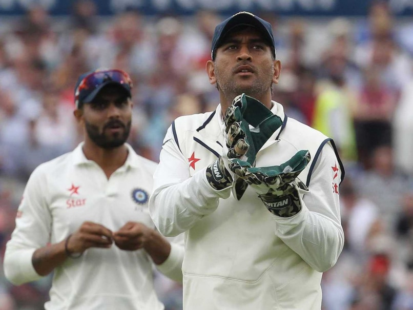 MS Dhoni-India England Manchester
