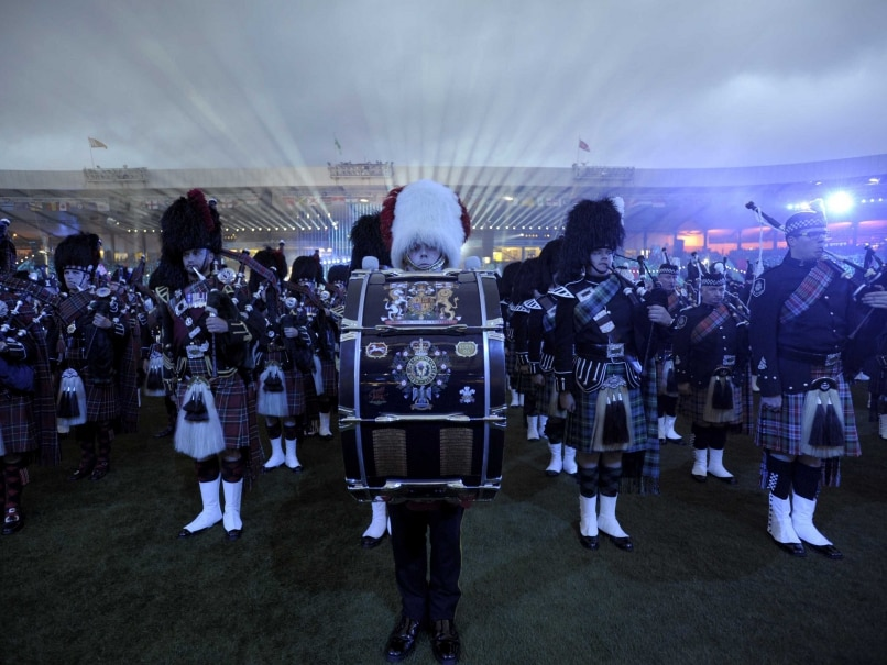 Edinburgh Festival Closing Ceremony