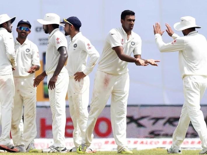 Ashwin 10 Wickets Galle