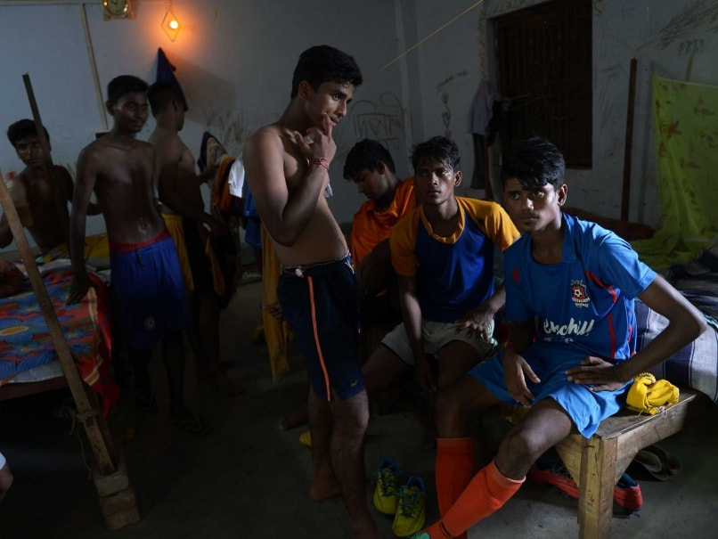 Indias Red Light Youngsters Go For Gold At International Football Meet Football News