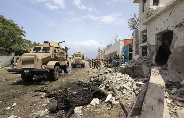 U.S. Military Presence in Somalia Disclosed