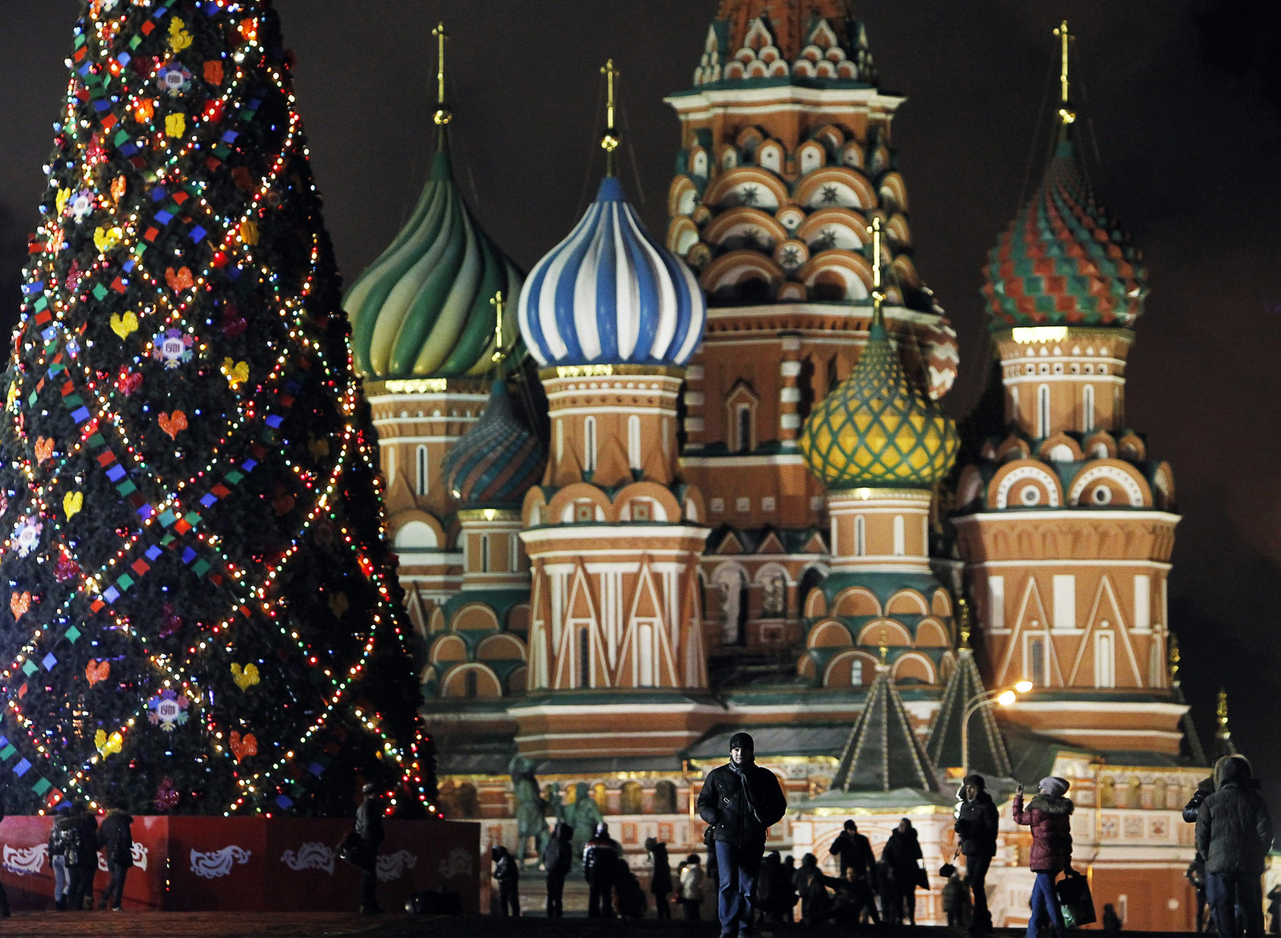 Russias Christmas Celebrations Are Yet To Come
